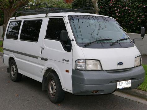 Ford Econovan  06.1999 - 09.2005