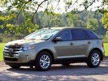 Ford Edge рестайлинг, 1 поколение, 02.2010 - 01.2014, Джип/SUV 5 дв.