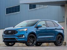 Ford Edge рестайлинг 2018, джип/suv 5 дв., 2 поколение