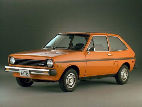 Ford Fiesta  05.1977 - 07.1980