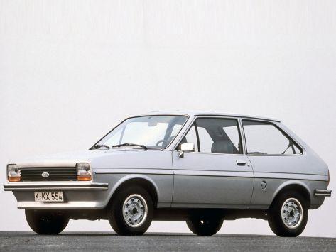 Ford Fiesta  05.1976 - 07.1981