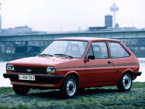 Ford Fiesta  08.1981 - 07.1983