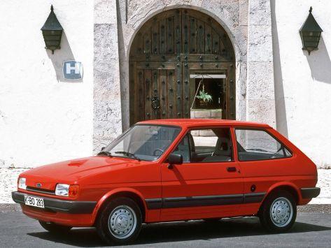 Ford Fiesta  08.1983 - 02.1989