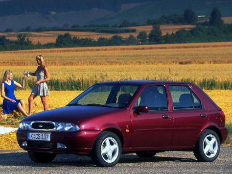 Ford Fiesta  09.1996 - 08.1999