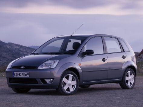 Ford Fiesta  10.2001 - 09.2005