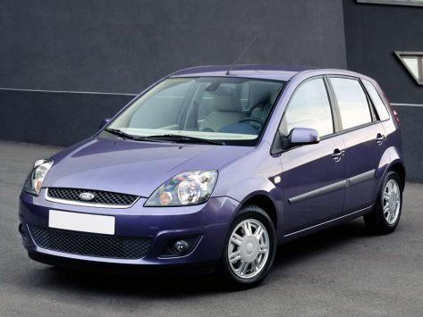 Ford Fiesta  10.2005 - 08.2008