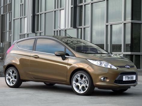 Ford Fiesta  09.2008 - 10.2012