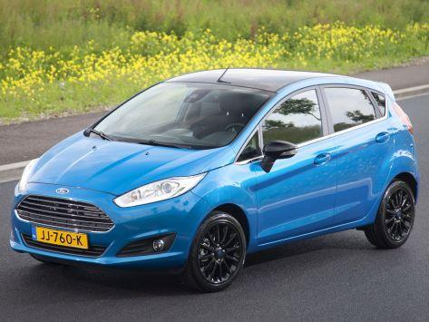 Ford Fiesta  09.2012 - 04.2017