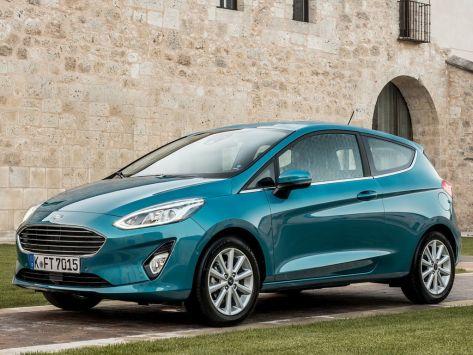 Ford Fiesta  11.2016 -  н.в.