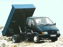 ГАЗ САЗ 3512 1994, бортовой грузовик, 1 поколение
