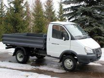 ГАЗ САЗ 3512 2010, бортовой грузовик, 3 поколение