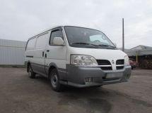 Groz Polarsun 1 поколение, 01.2005 - 09.2009, Цельнометаллический фургон