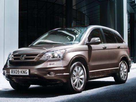 Honda CR-V (RE5) 09.2009 - 07.2012
