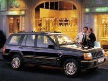 Jeep Grand Cherokee 1992, джип/suv 5 дв., 1 поколение, ZJ