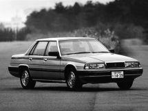 Mazda Cosmo рестайлинг 1983, седан, 3 поколение, HB
