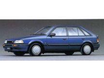Mazda Familia рестайлинг 1987, хэтчбек 5 дв., 6 поколение, BF
