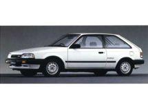 Mazda Familia рестайлинг 1987, хэтчбек 3 дв., 6 поколение, BF