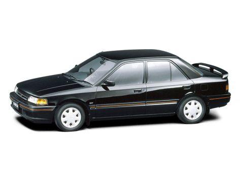 Mazda Familia (BG) 02.1989 - 12.1990