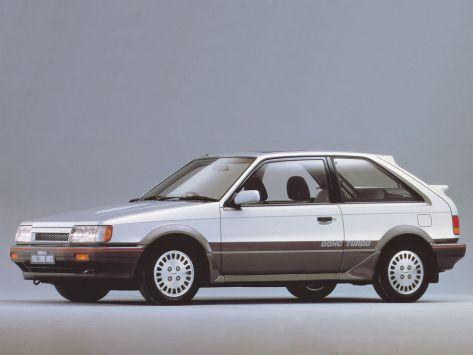 Mazda Familia (BF) 01.1985 - 01.1987