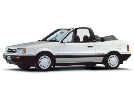 Mazda Familia (BF) 03.1986 - 01.1987
