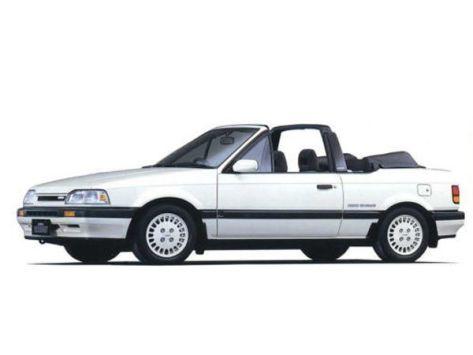 Mazda Familia (BF) 02.1987 - 01.1989