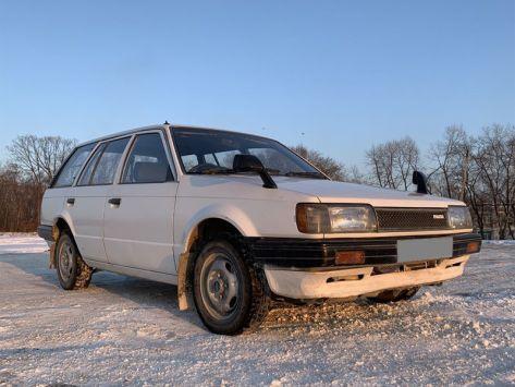 Mazda Familia (BF) 01.1985 - 03.1987