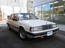 Mazda Luce рестайлинг 1983, седан, 4 поколение, HB