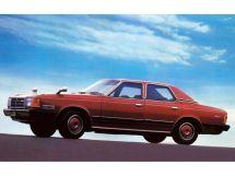 Mazda Luce рестайлинг 1979, седан, 3 поколение, LA