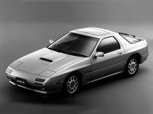 Mazda Savanna RX-7 рестайлинг 1989, купе, 2 поколение, FC3S