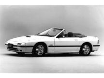 Mazda Savanna RX-7 1987, открытый кузов, 2 поколение, FC3C