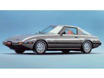 Mazda Savanna RX-7 рестайлинг 1981, купе, 1 поколение, FB3S