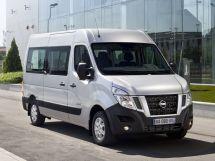 Nissan NV400 2010, автобус, 1 поколение