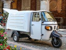 Piaggio Ape рестайлинг, 1 поколение, 10.2006 - н.в., Фургон