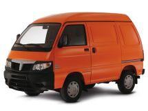 Piaggio Porter 2 поколение, 11.2009 - 10.2015, Цельнометаллический фургон