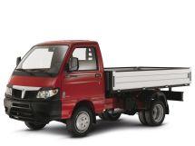 Piaggio Porter 2 поколение, 11.2009 - 10.2015, Бортовой грузовик