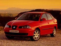 SEAT Cordoba 2002, седан, 2 поколение