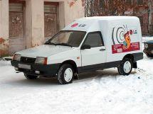 1705 1998, цельнометаллический фургон, 1 поколение