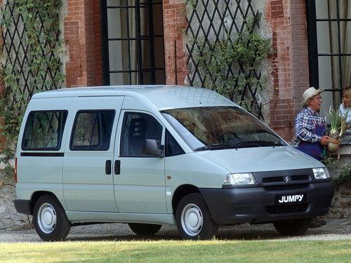 Citroen Jumpy 1995 - 2004