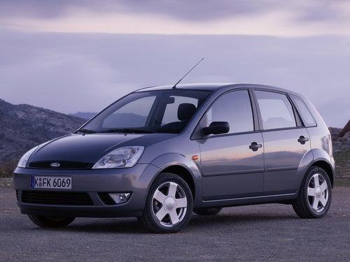 Ford Fiesta 2001 - 2005