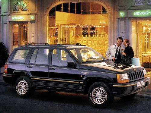 Jeep Grand Cherokee 1992 - 1995