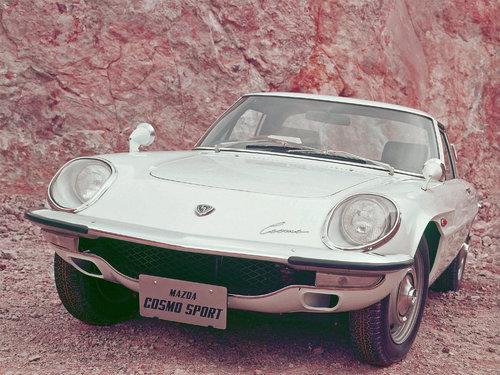 Mazda Cosmo 1968 - 1972