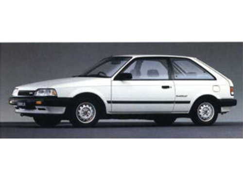 Mazda Familia 1987 - 1989