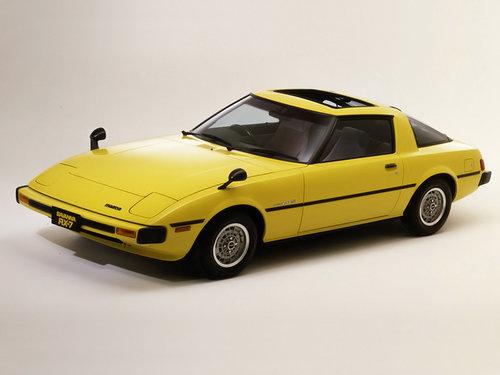 Mazda Savanna RX-7 1978 - 1980