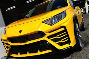 Для Toyota RAV4 выпустили обвес в стиле Lamborghini Urus