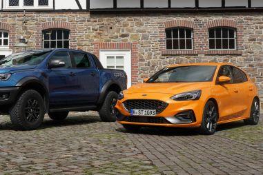 Ford выпустит пикап на базе Focus и назовет его Maverick