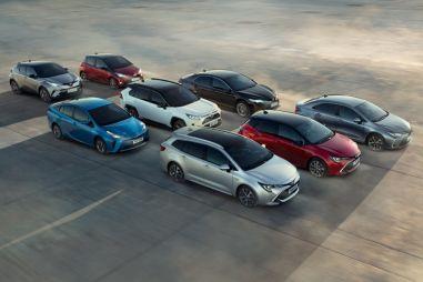 Тойота продала 15-миллионный гибрид