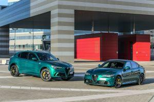 Alfa Romeo Giulia и Stelvio Quadrifoglio получили модернизированную технику и небольшое изменение внешности