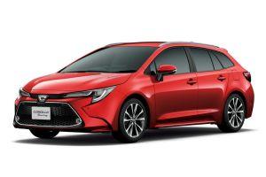 Toyota выпустила спецверсию Короллы с новым двигателем