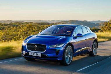 Электрический Jaguar I-Pace подешевел в связи с обнулением пошлины