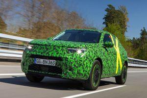 Opel Mokka второго поколения: фотографии и технические подробности